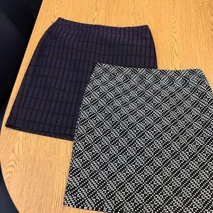 Ann Taylor career skirt collection size 14